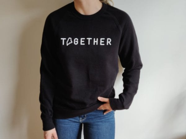 Together Campaign Portland Maine Sweatshirt